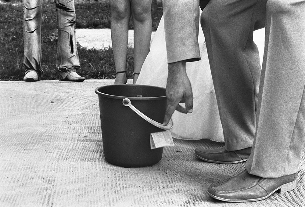 Wedding, Tazlau, Romania, 2007